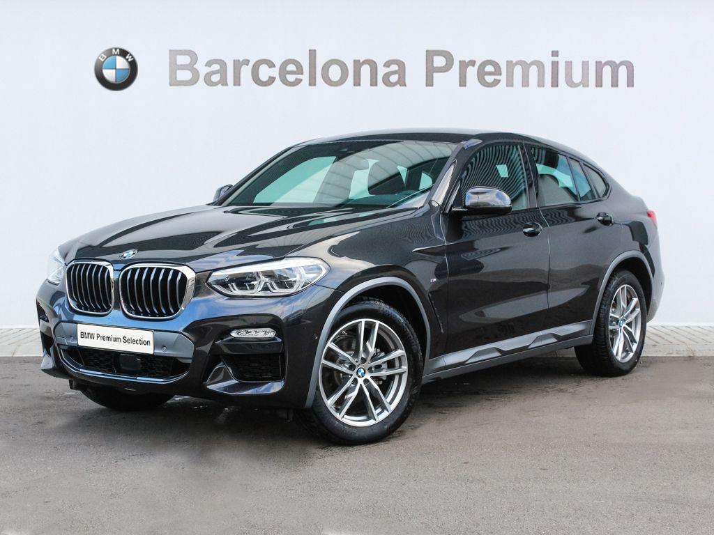 BMW X4 xDrive20d segunda mano Barcelona