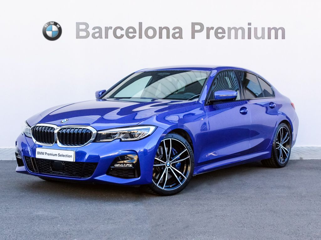BMW Serie 3 330i Auto. segunda mano Barcelona