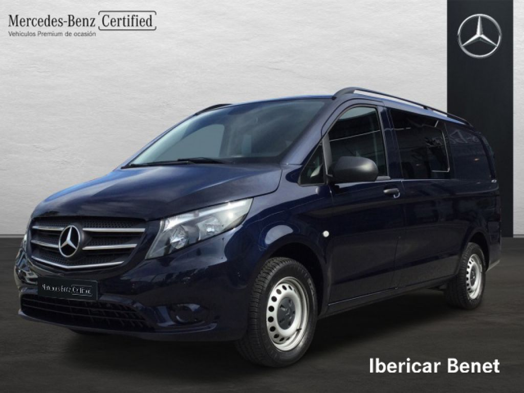 Mercedes Benz Vito 116 CDI Larga segunda mano Málaga