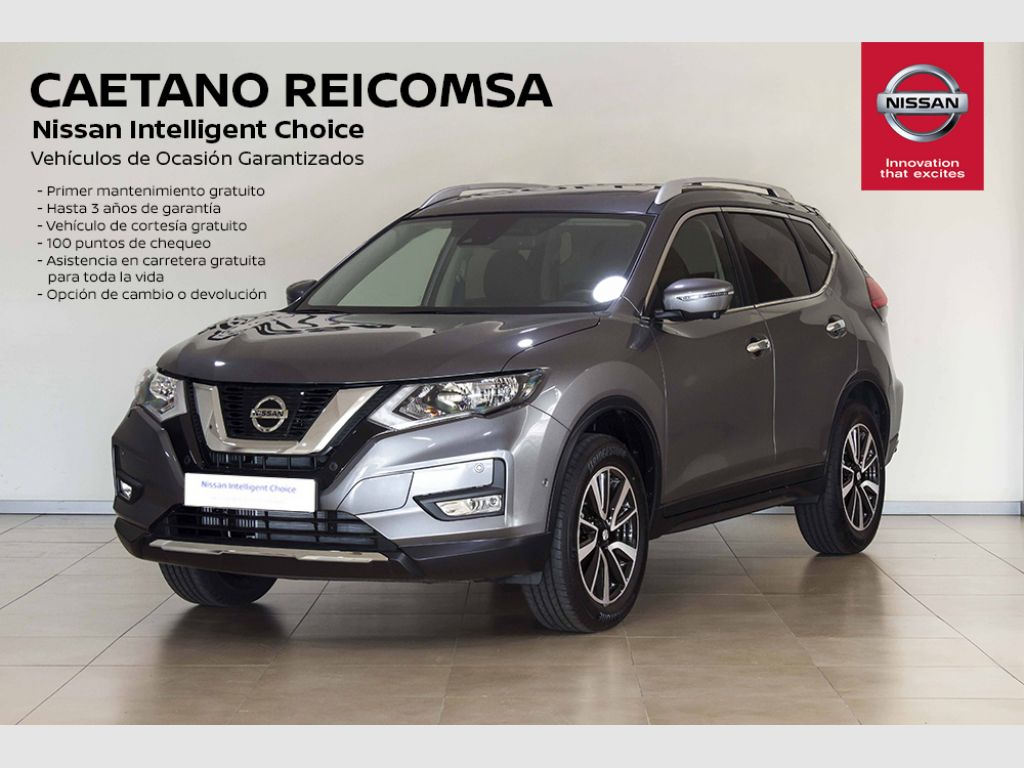 Nissan X-Trail 5P dCi 110 kW (150 CV) E6D 4X4-i TEKNA segunda mano Madrid