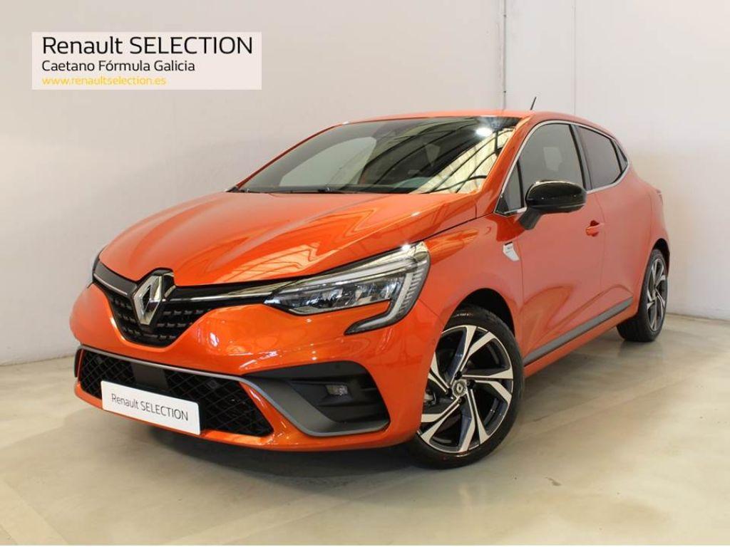 Renault Nuevo Clio RS Line TCe GPF 74 kW (100CV) segunda mano Pontevedra