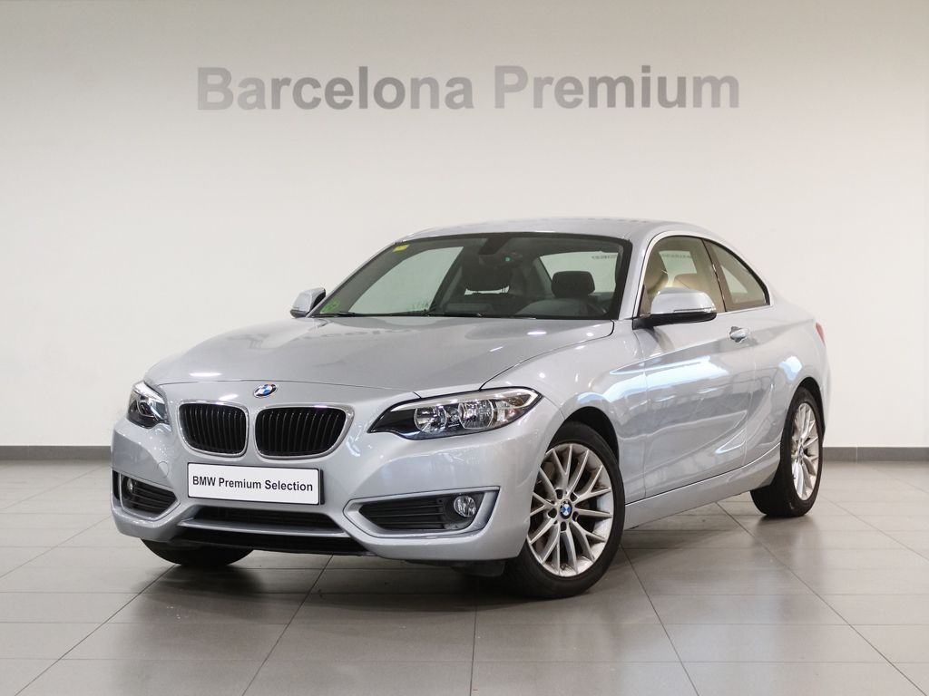 BMW Serie 2 228i segunda mano Barcelona