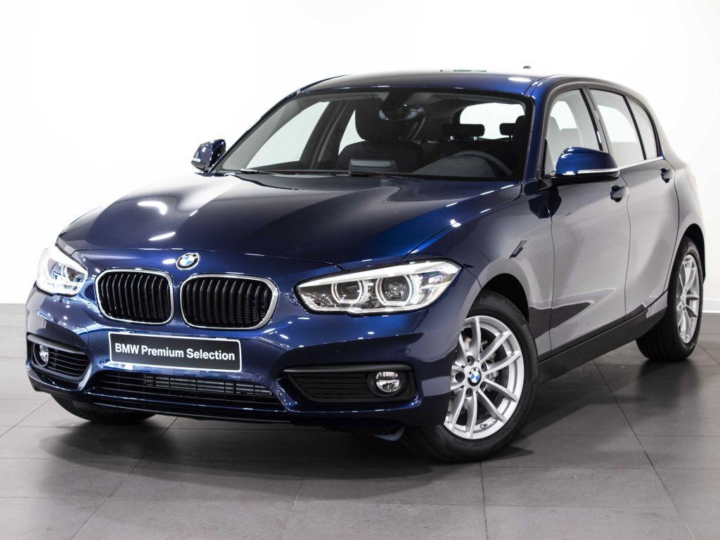 BMW Serie 1 118i segunda mano Madrid