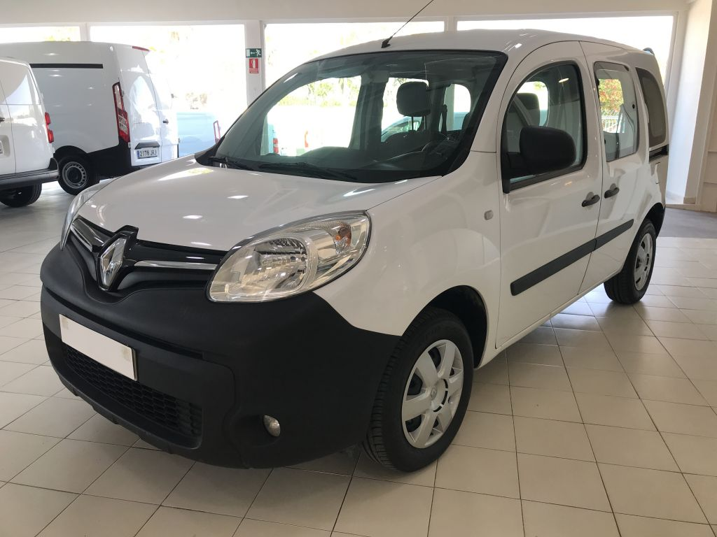 Renault Kangoo Combi Emotion N1 dCi 75 segunda mano Cádiz