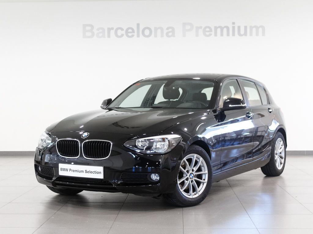 BMW Serie 1 116d EfficientDynamics segunda mano Barcelona