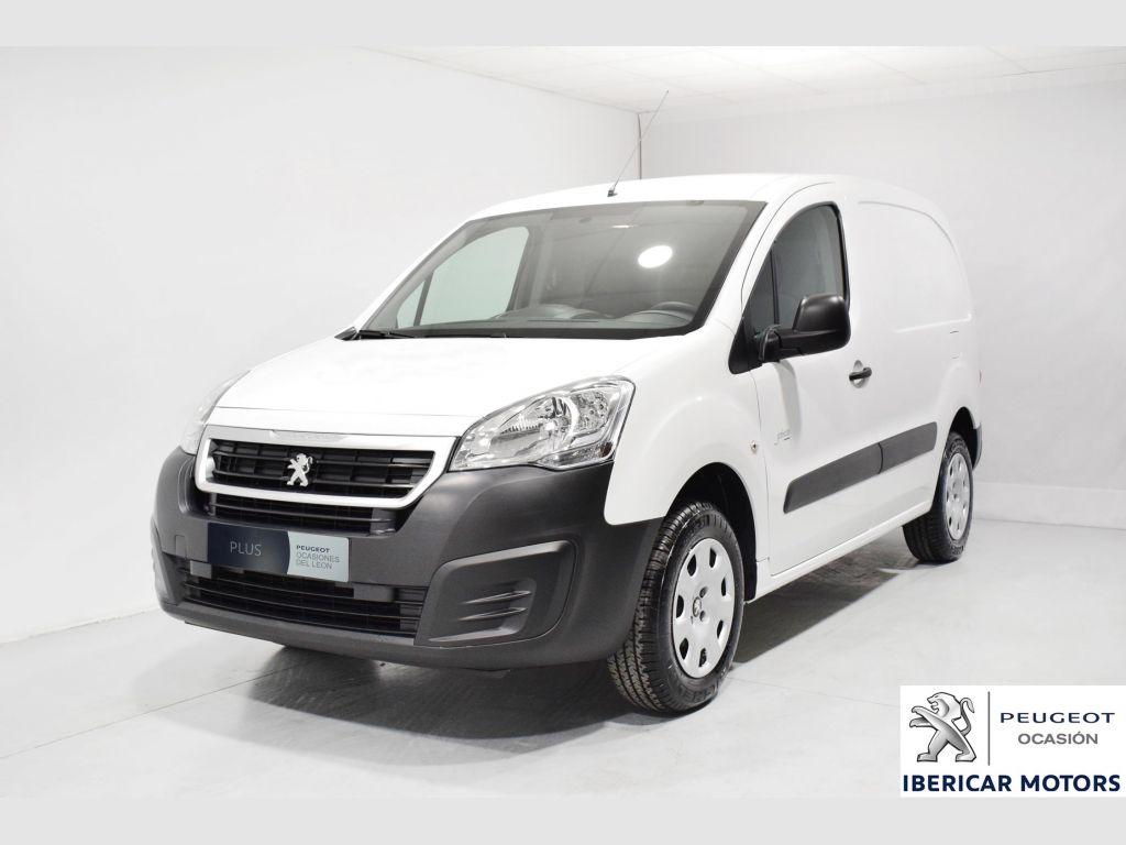 Peugeot Partner Furgón Confort Electric L1 segunda mano Málaga