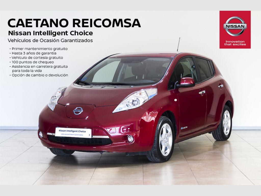 Nissan LEAF 30kWh Acenta segunda mano Madrid