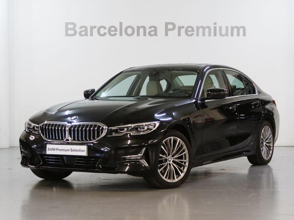 BMW Serie 3 320d xDrive Automático segunda mano Barcelona