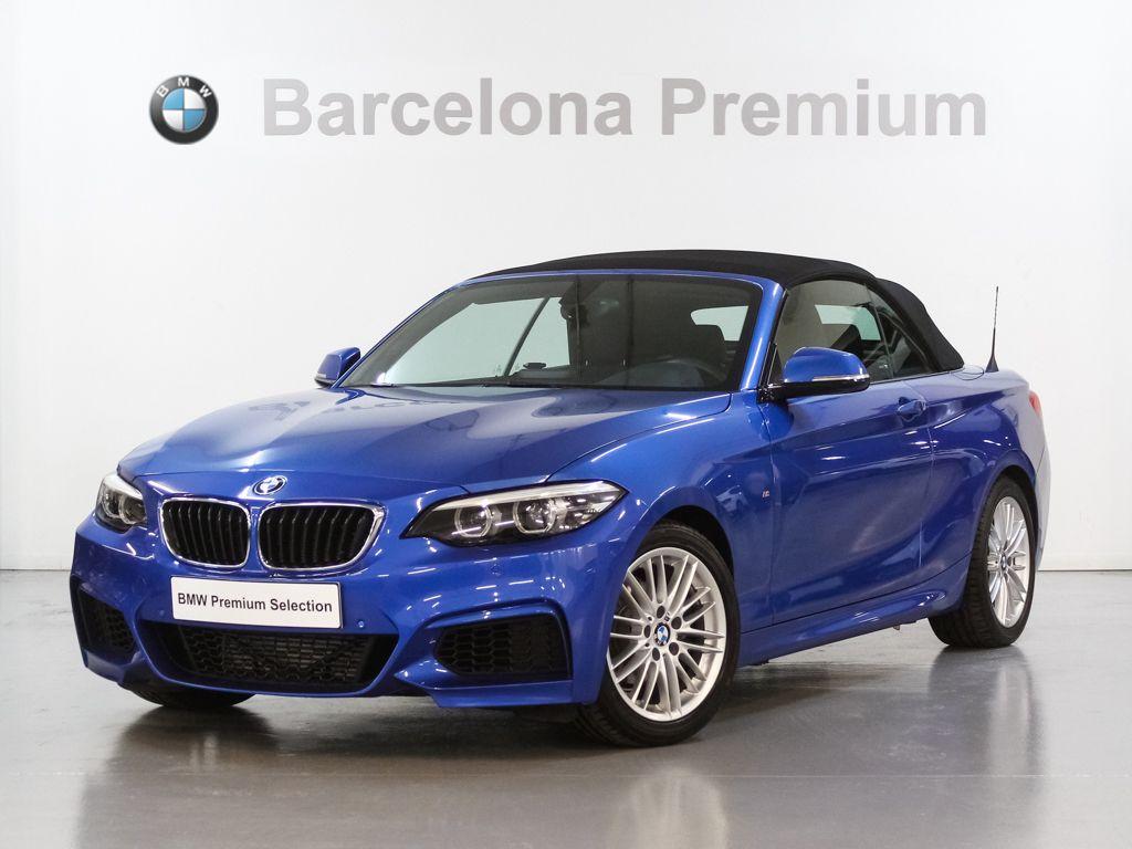 BMW Serie 2 218i segunda mano Barcelona