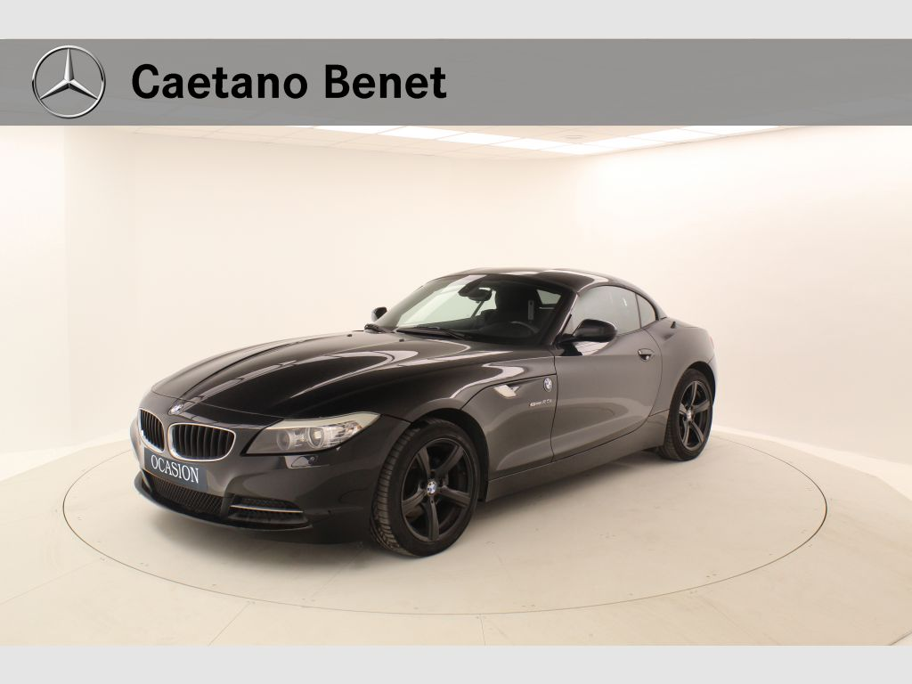 BMW Z4 sDrive20i segunda mano Málaga