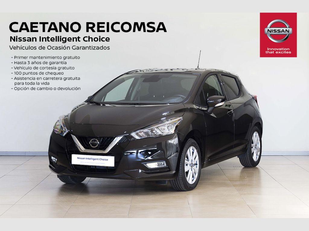Nissan Micra 1.5 dCi 66 kW (90 CV) S&S Acenta segunda mano Madrid