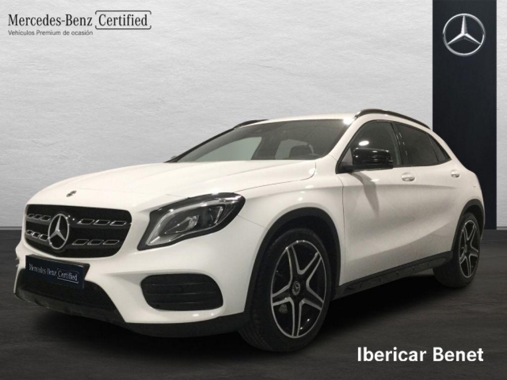 Mercedes Benz Clase GLA 180 segunda mano Málaga