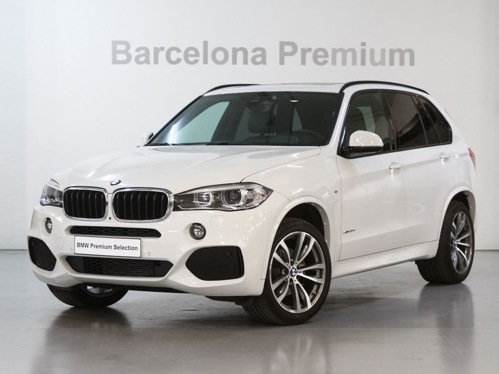 BMW X5 xDrive30d segunda mano Barcelona