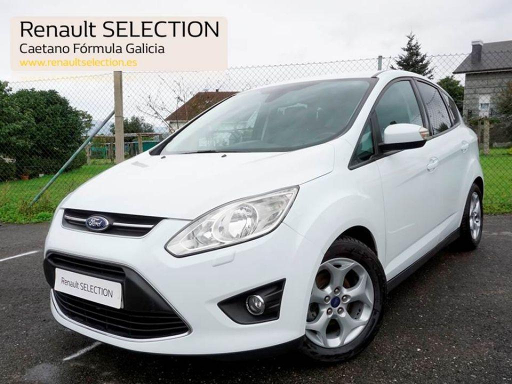 Ford Focus 1.0 Ecoboost Auto-Start-Stop 100cv Trend segunda mano Pontevedra