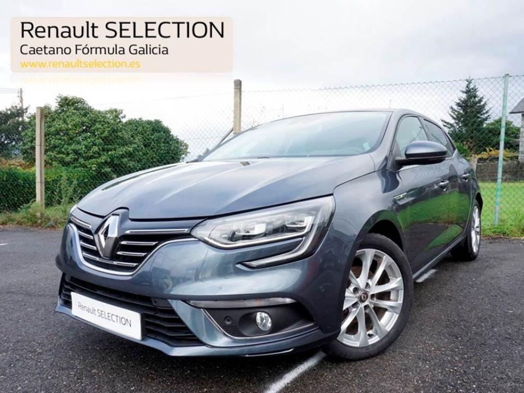 Renault Megane Intens Energy TCe 97kW (130CV) segunda mano Pontevedra