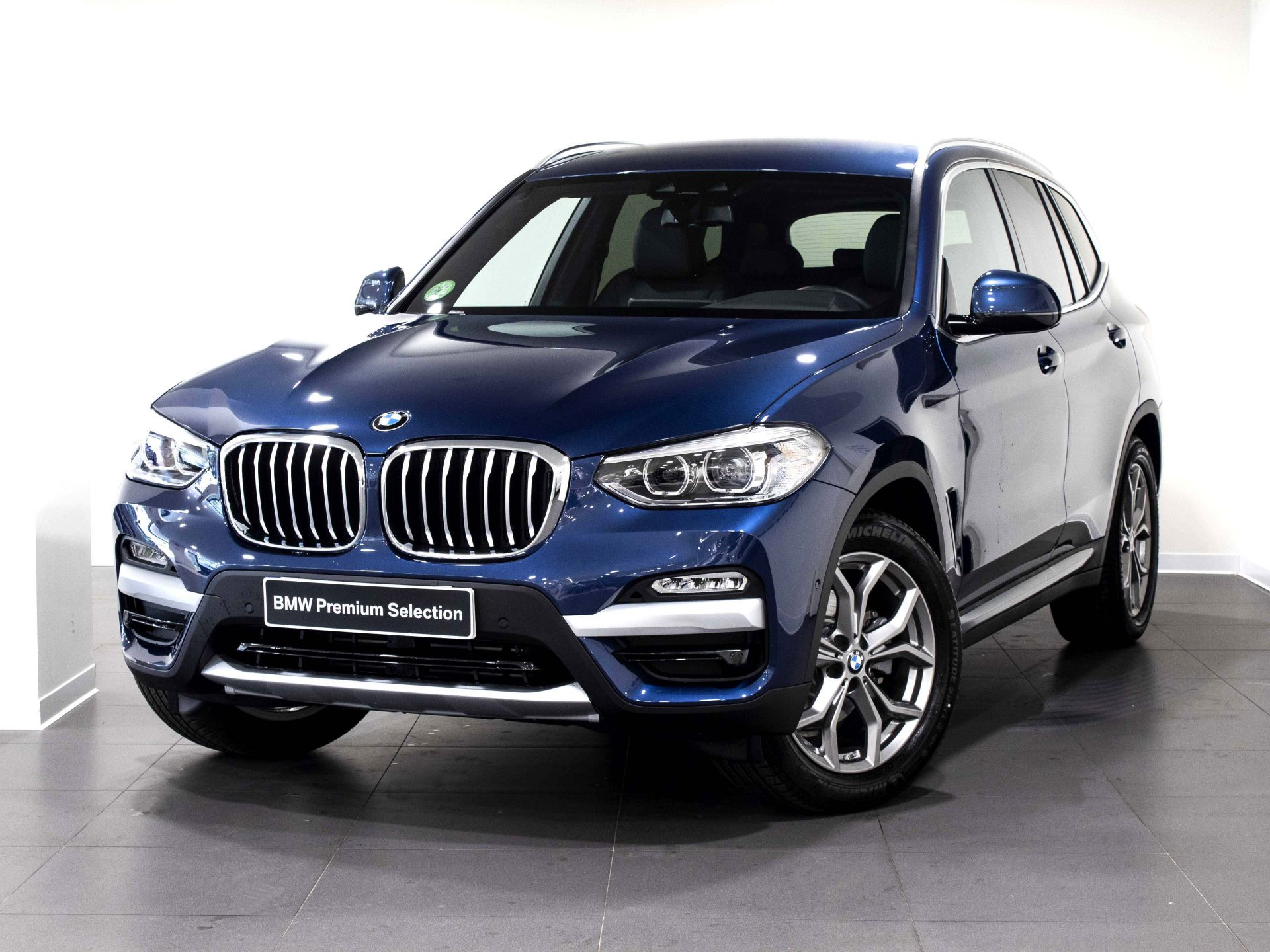 BMW X3 xDrive20d Business segunda mano Madrid