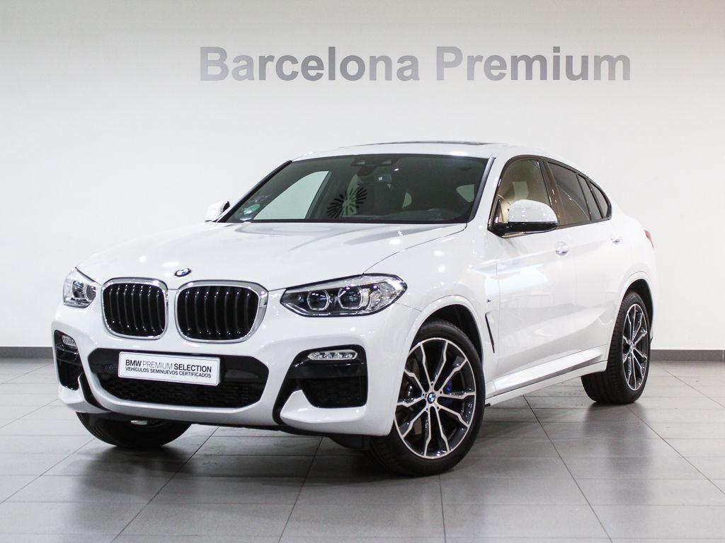 BMW X4 xDrive30d segunda mano Barcelona