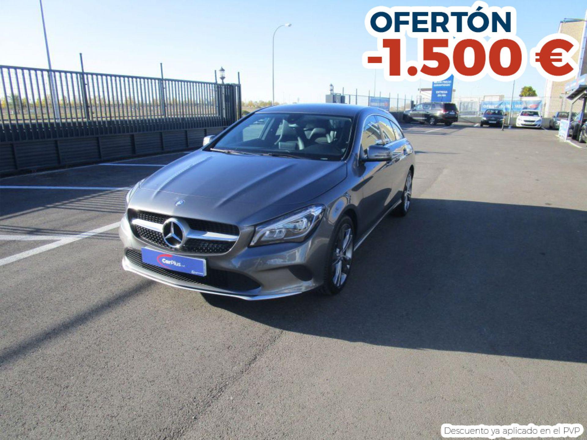 Mercedes Benz Clase CLA 200 d Shooting Brake segunda mano Madrid