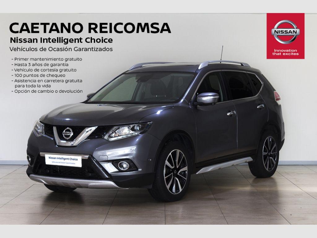 Nissan X-Trail dCi 130CV (96kW) XTRONIC TEKNA segunda mano Madrid
