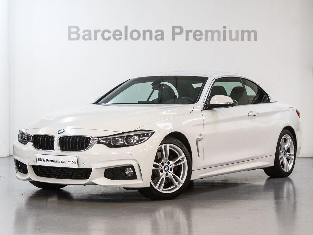 BMW Serie 4 430i Auto. segunda mano Barcelona