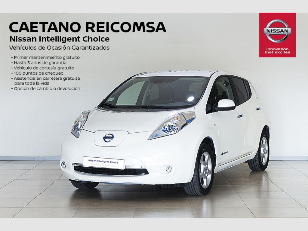 Nissan LEAF Acenta 30 kWh segunda mano Madrid