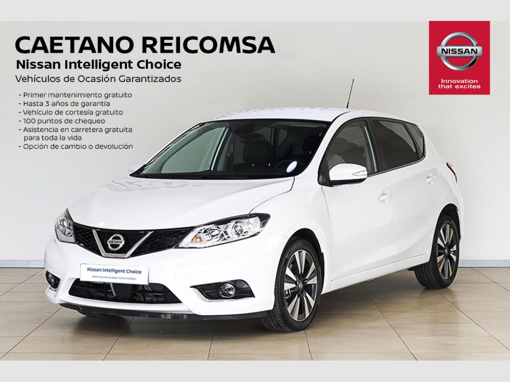 Nissan PULSAR 1.5 dCi 110 CV N-CONNECTA segunda mano Madrid