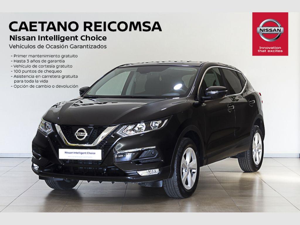 Nissan Qashqai DIG-T 85 kW (115 CV) ACENTA segunda mano Madrid