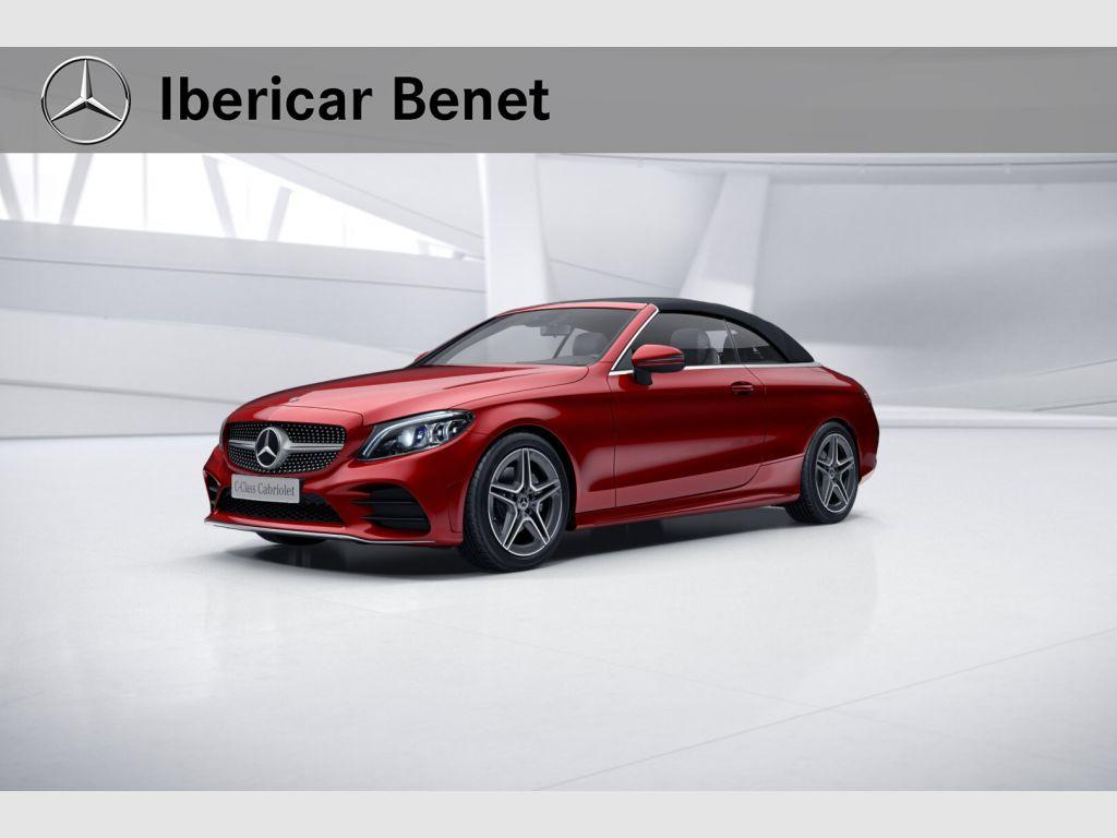 Mercedes Benz Clase C Cabrio 200 segunda mano Málaga