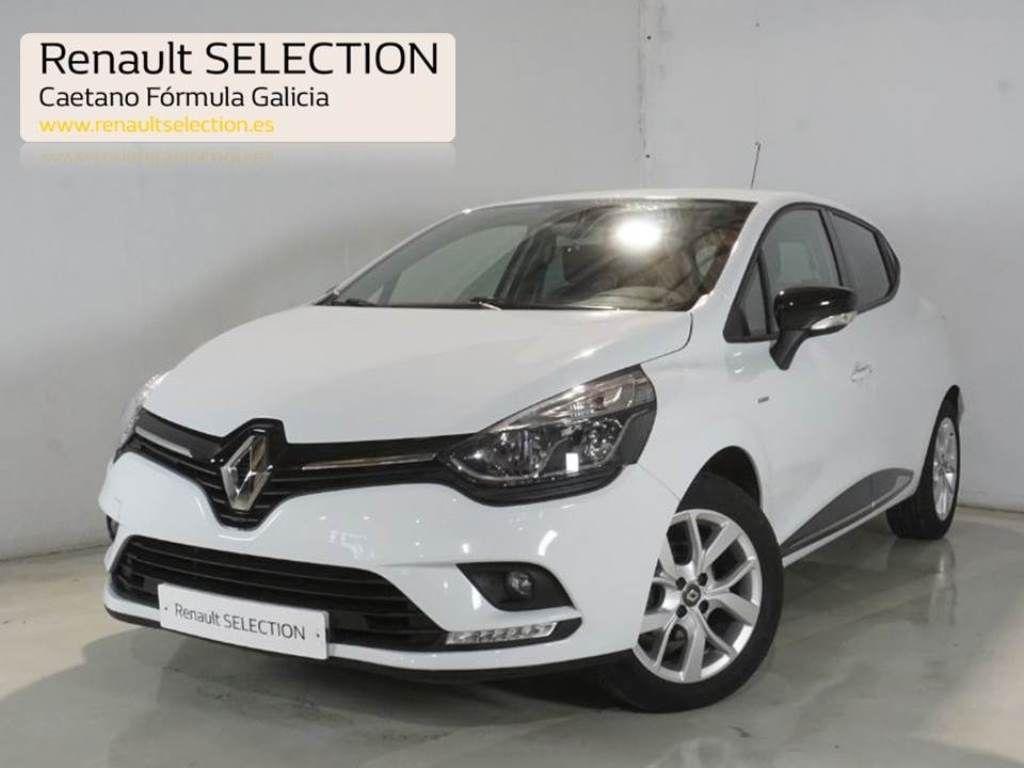 Renault Clio 4 Limited Energy TCe 66kW (90CV) GLP -18 segunda mano Pontevedra