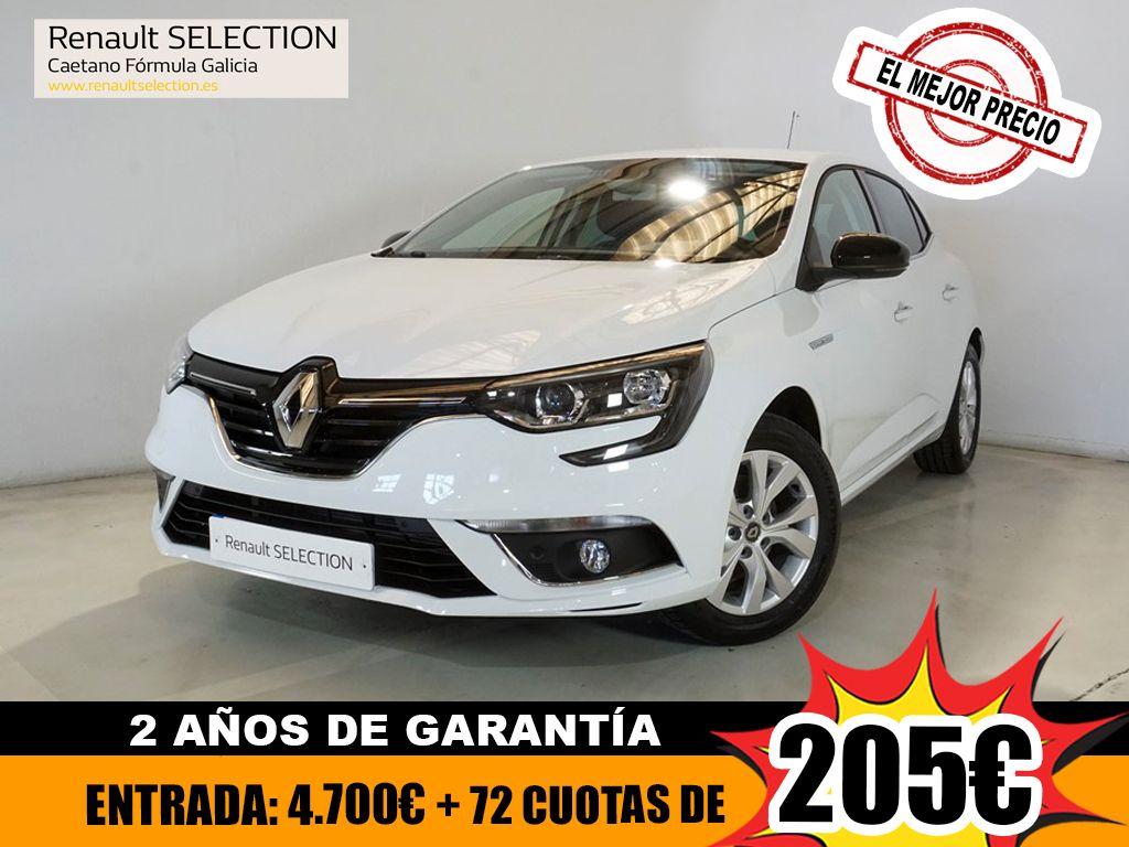 Renault Megane Limited TCe 103 kW (140CV) GPF -SS segunda mano Pontevedra