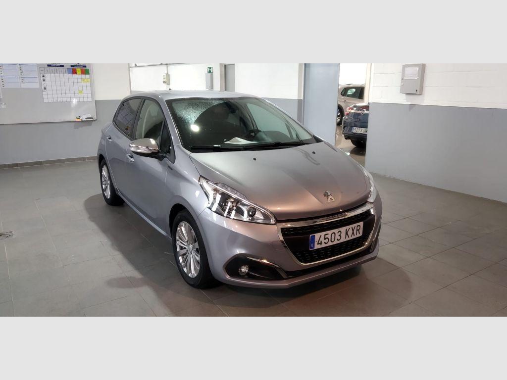 Peugeot 208 5P Signature 1.2L PureTech 60KW (82CV) segunda mano Cádiz