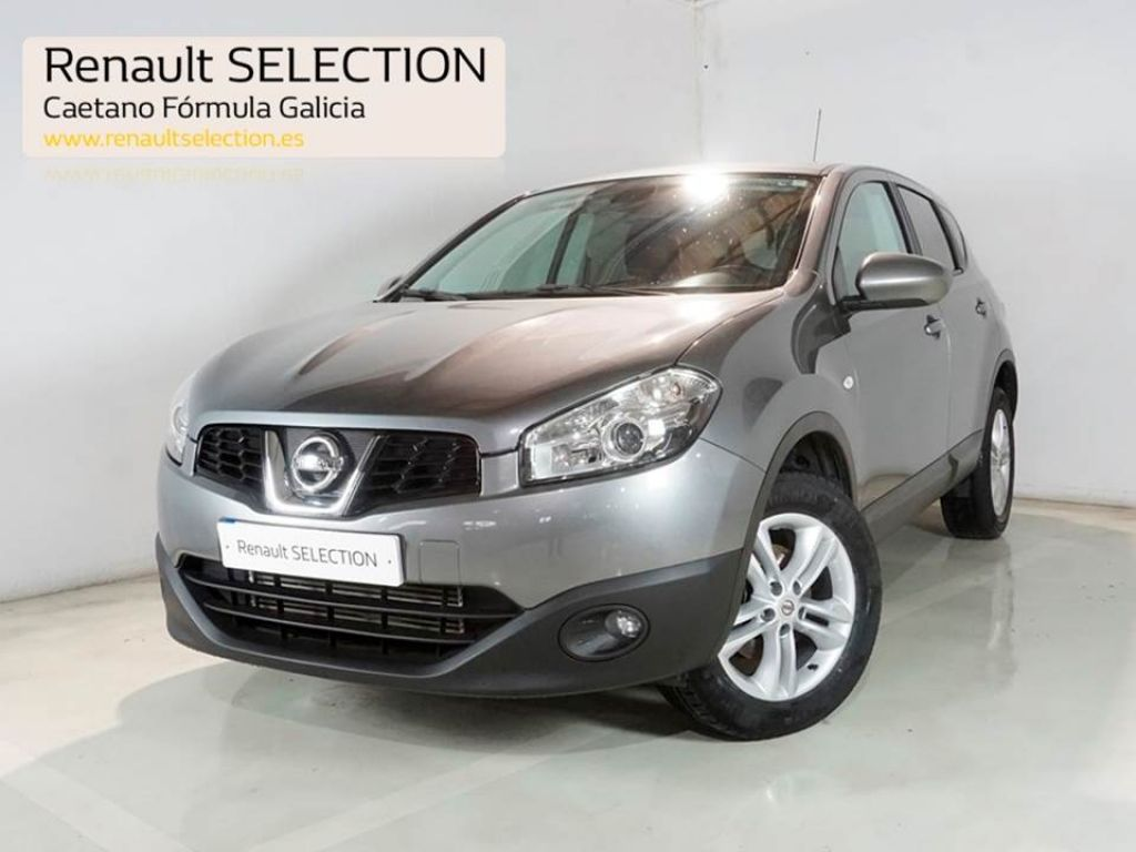 Nissan Qashqai 1.6 dCi S&ACENT4x2 segunda mano Pontevedra