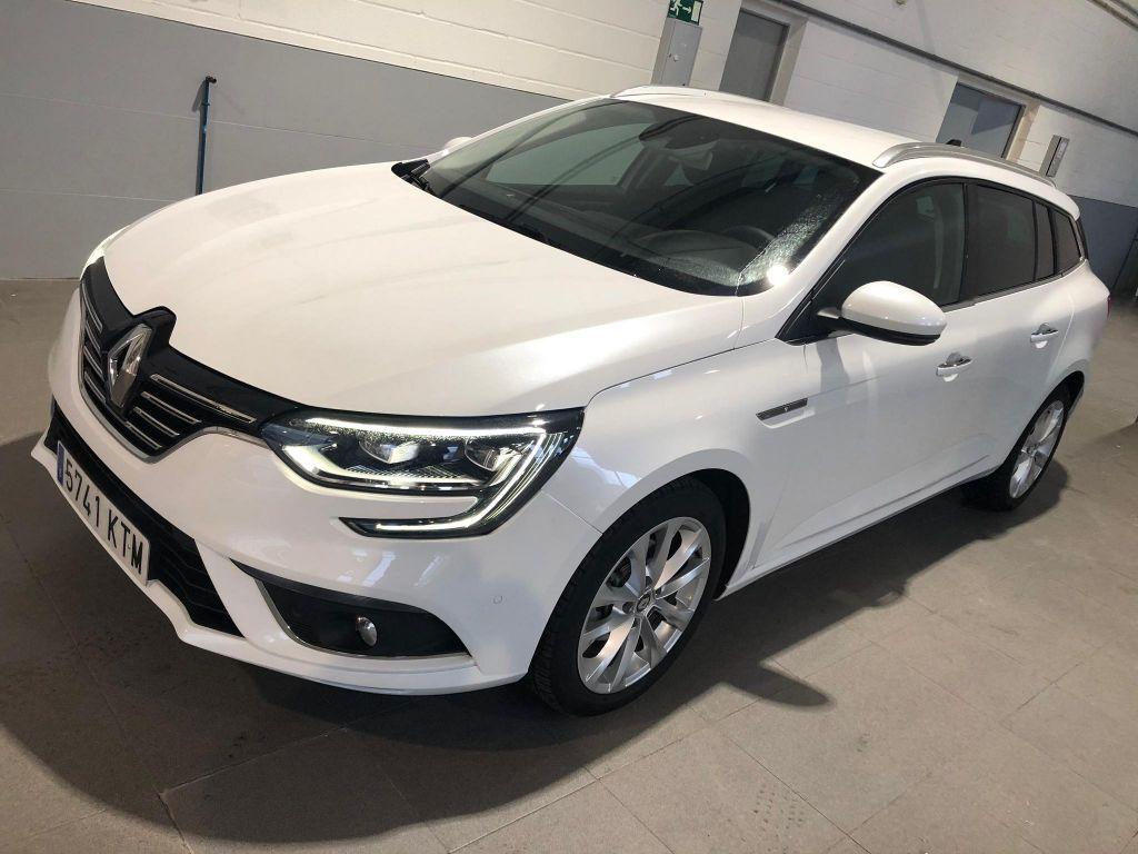Renault Megane Zen Tce GPF 103 kW (140CV) ST segunda mano Cádiz