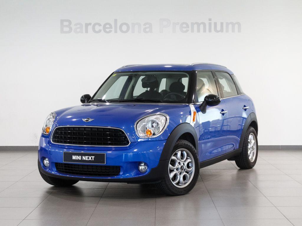 Mini Countryman 1.6 One D segunda mano Barcelona