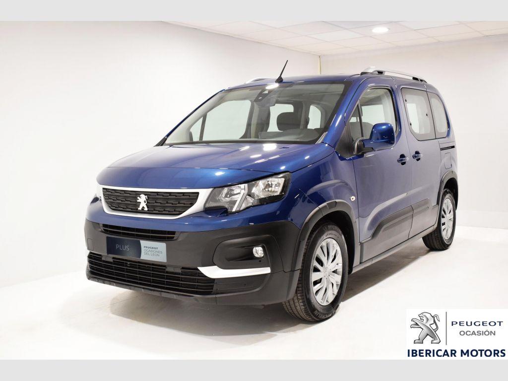 Peugeot Rifter Active Standard PureTech 81kW (110CV) segunda mano Málaga