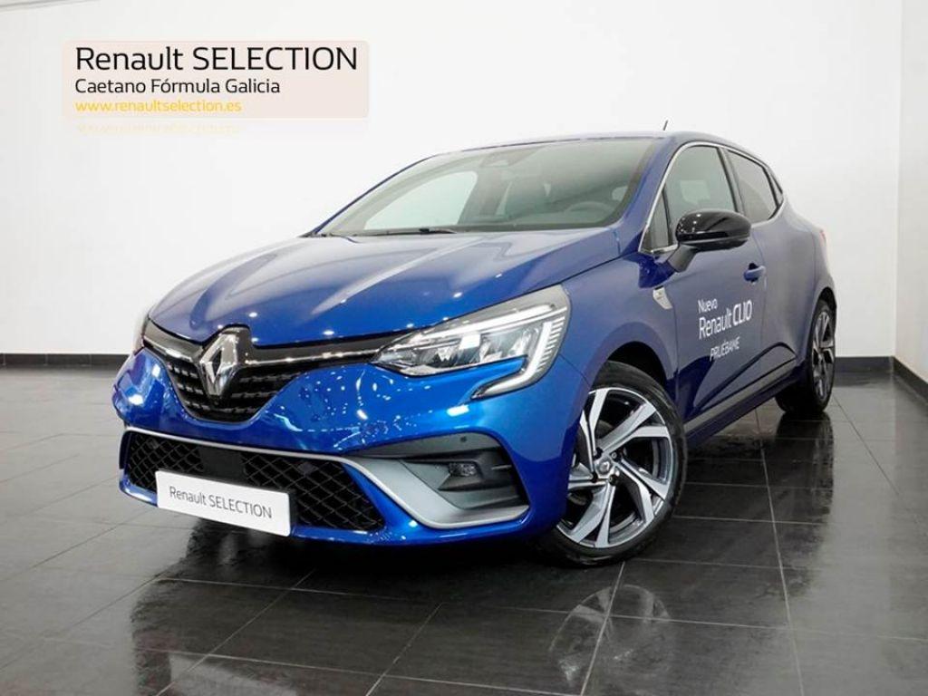 Renault Nuevo Clio RS Line TCe GPF 74 kW (100CV) segunda mano Lugo