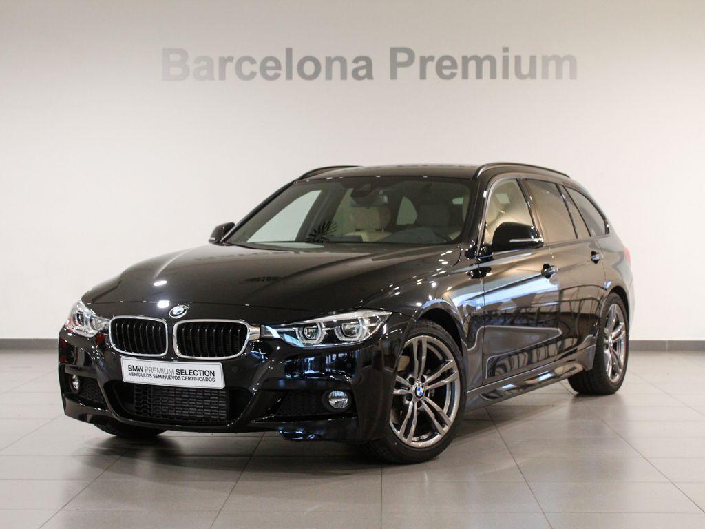 BMW Serie 3 320d Touring segunda mano Barcelona