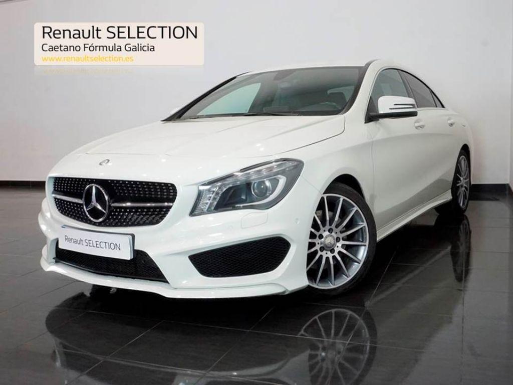 Mercedes Benz Clase CLA 220 CDI Aut. AMLine segunda mano Lugo