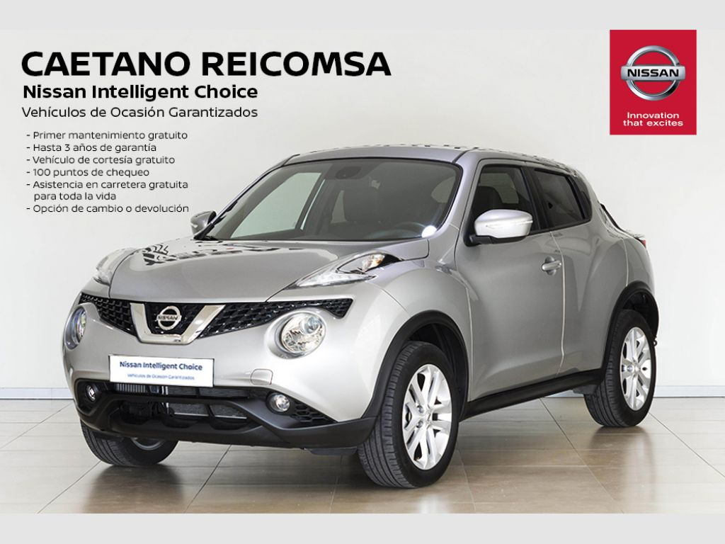 Nissan JUKE 1.5 dCi N-TEC 4X2 segunda mano Madrid