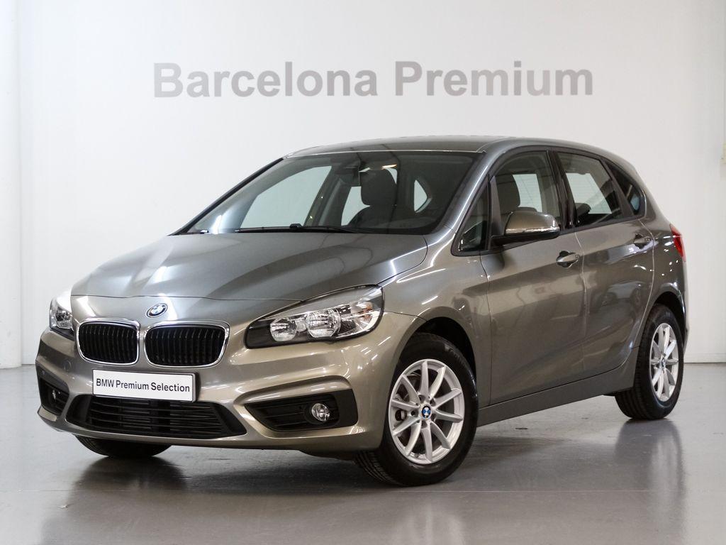 BMW Serie 2 Active Tourer 216d segunda mano Barcelona