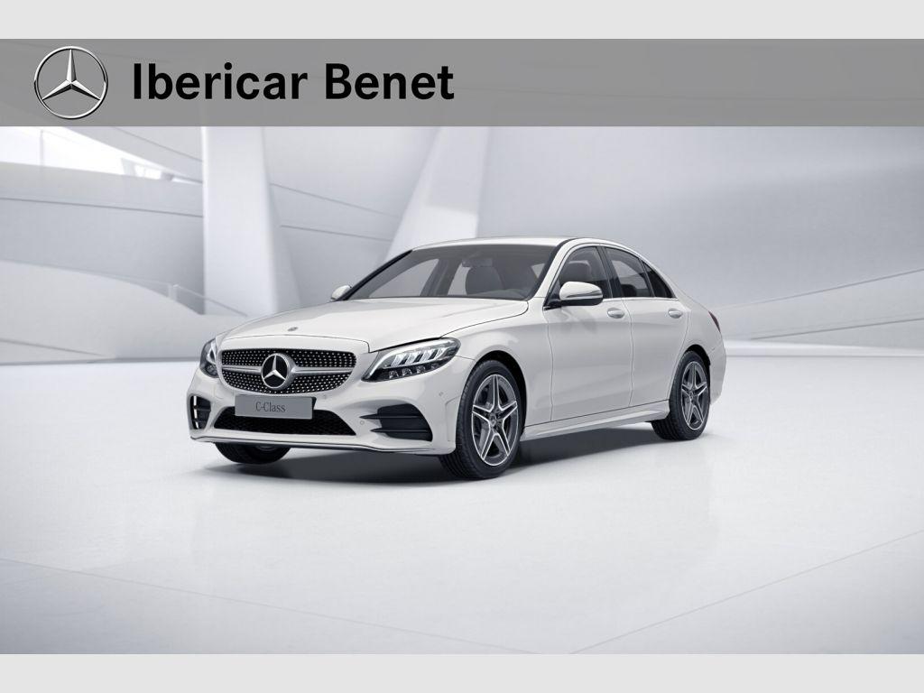 Mercedes Benz Clase C 220 d segunda mano Málaga