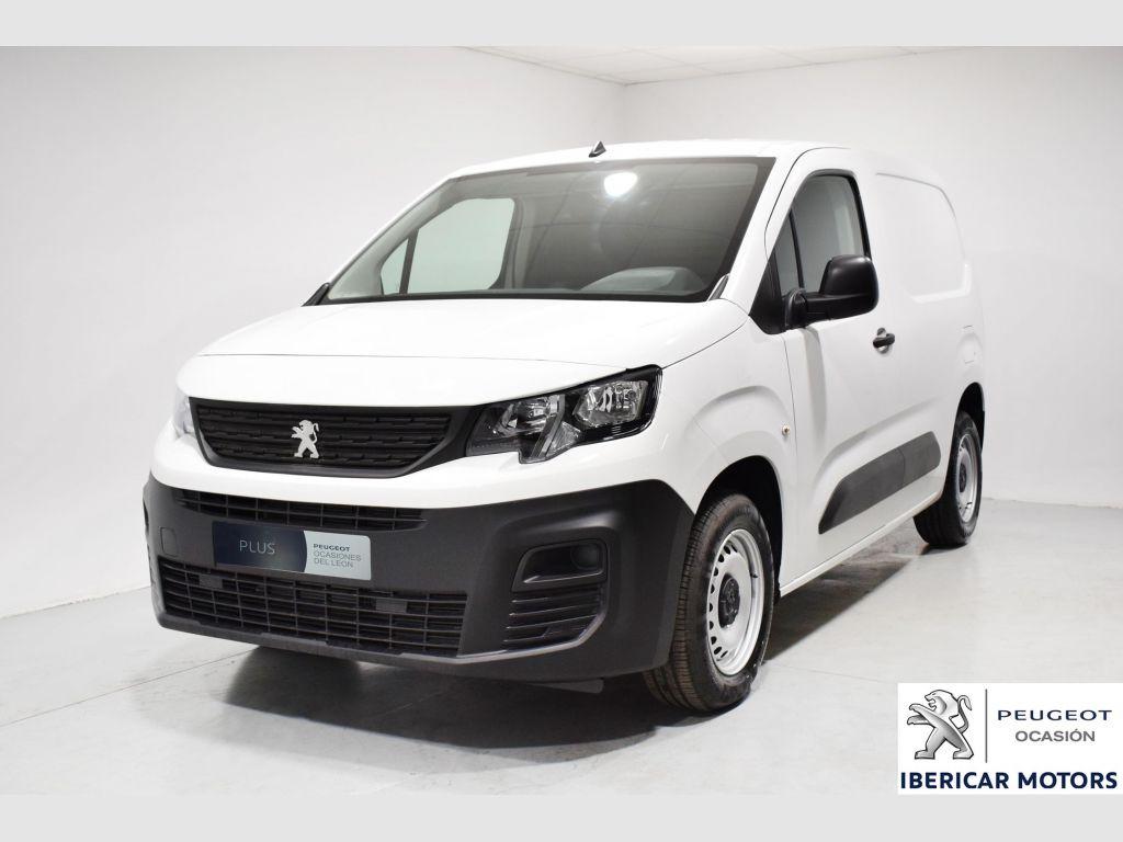 Peugeot Partner Pro Standard 600kg BlueHDi 75  segunda mano Málaga