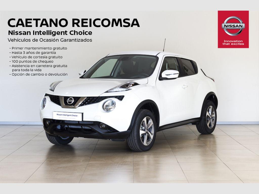 Nissan JUKE E6D-Temp 83 kW(112 CV) 5M/T N-CONNECTA segunda mano Madrid
