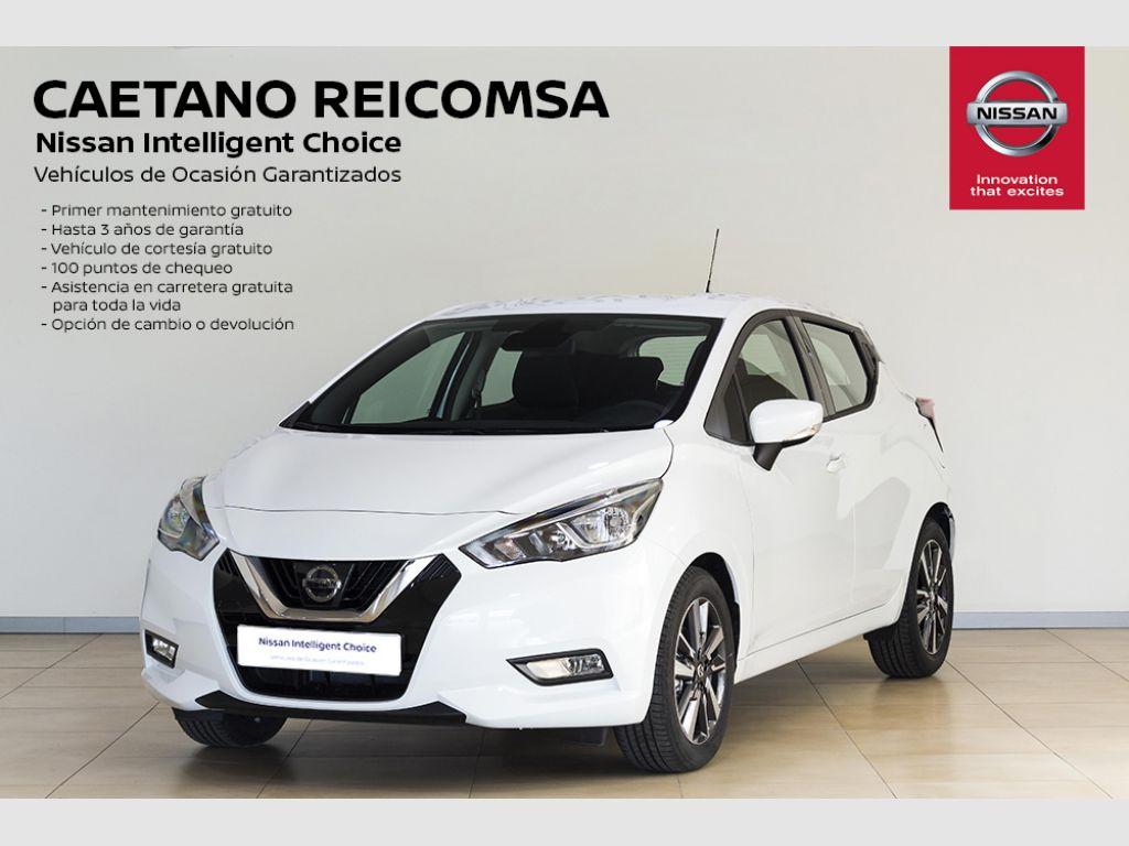 Nissan Micra 5p IG-T ACENTA segunda mano Madrid