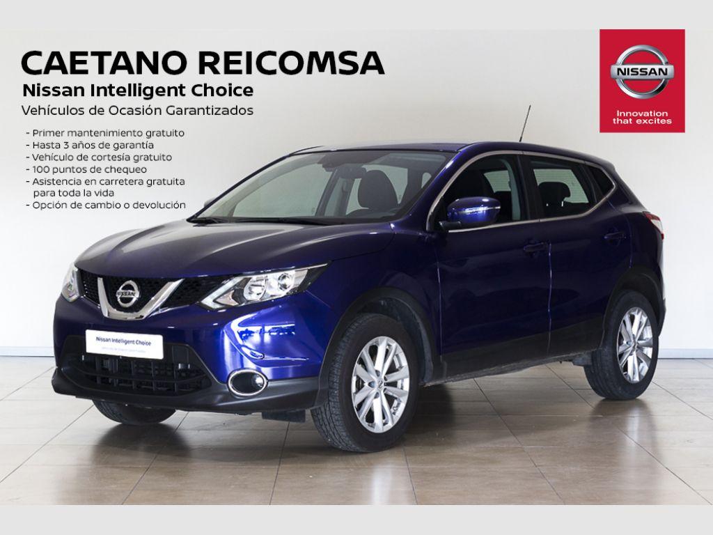 Nissan Qashqai 1.5 dCi ACENTA 4x2 segunda mano Madrid