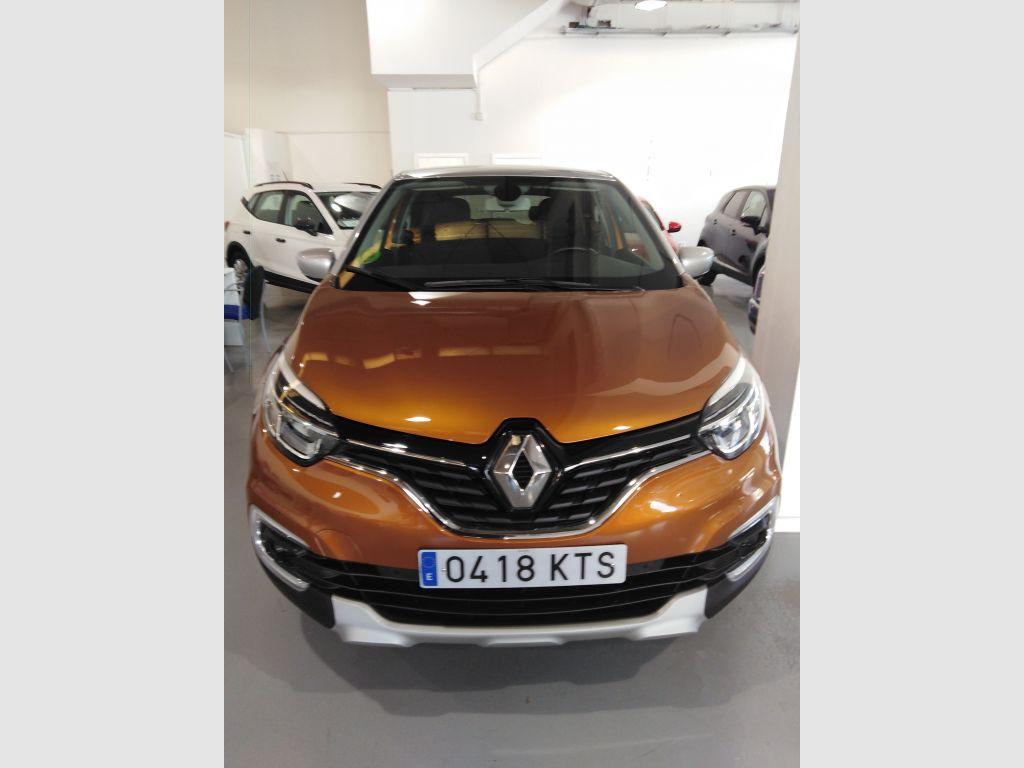 Renault Captur Zen TCe GPF 96kW (130CV) segunda mano Cádiz