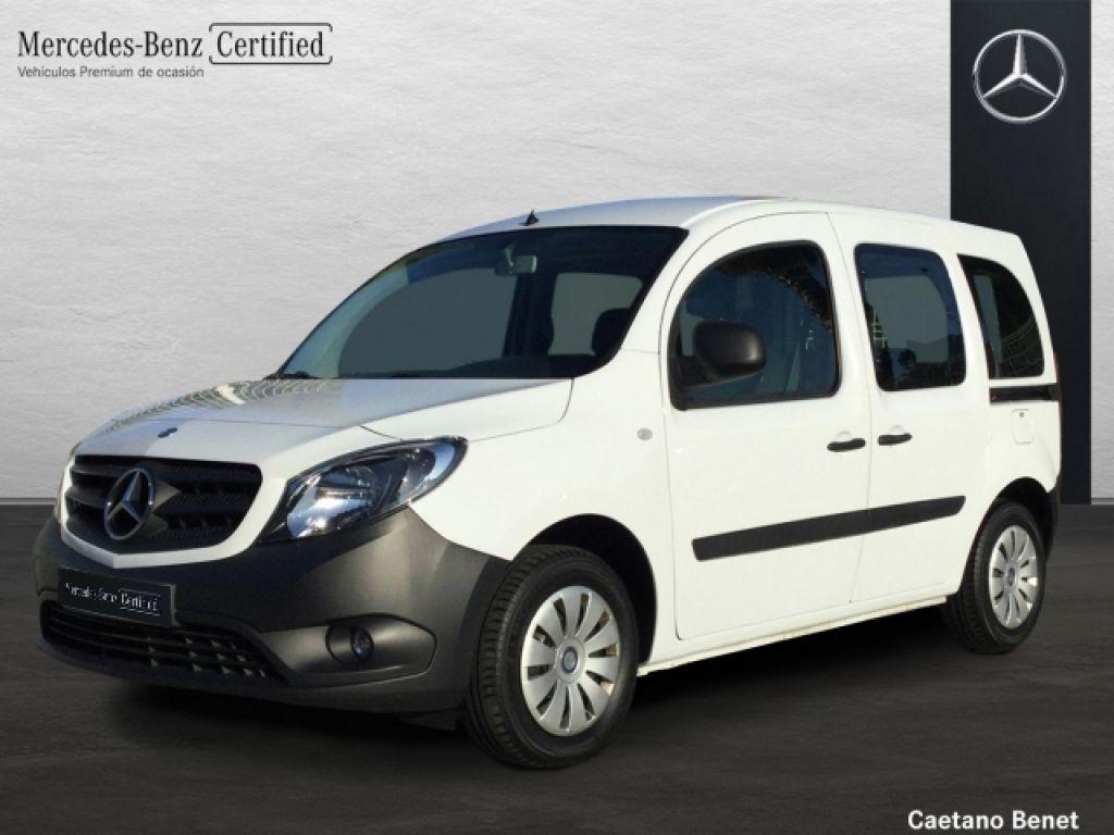 Mercedes Benz Citan 109 CDI Tourer Select  segunda mano Málaga