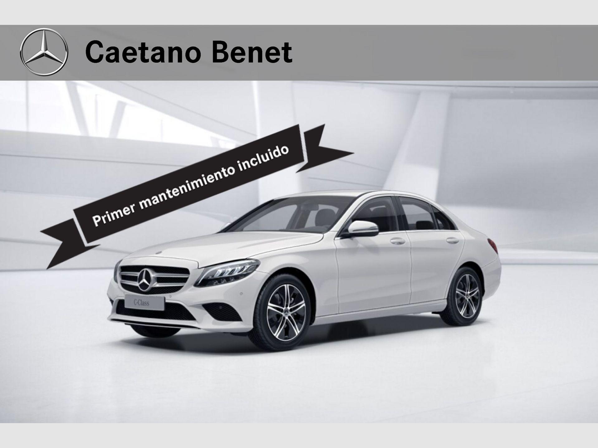 Mercedes Benz Clase C 200 segunda mano Málaga