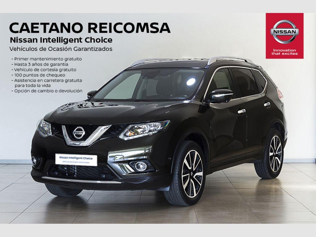 Nissan X-Trail 1.6 dCi XTRONIC TEKNA segunda mano Madrid