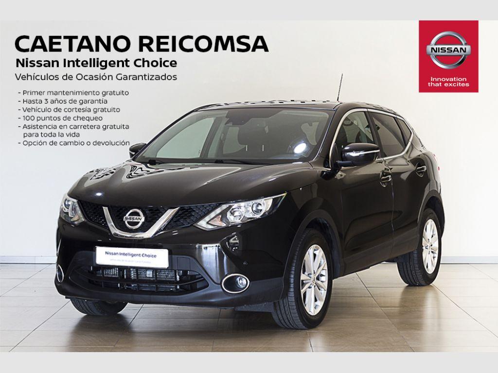 Nissan Qashqai 1.5 dCi S&S ACENTA 4x2 segunda mano Madrid